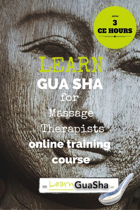 Learn Gua Sha for Massage Therapists online training course