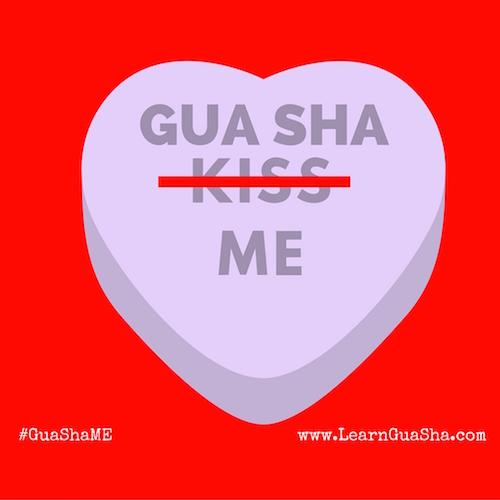 Gua Sha Me Valentines Day